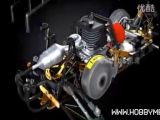 Video assemblaggio del buggy a scoppio 1/5 HPI Baja 5b
