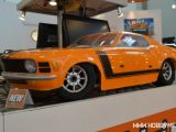 BAJA 5R On Road 1/5: 1970 Ford Mustang - Toy Fair 2015