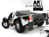 "HPI Blitz RTR con carrozzeria ATTK 10 ""Art Series"" - Short Course Truck 1/10"