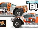 HPI BLITZ Waterproof - Short Course Truck RTR 1/10