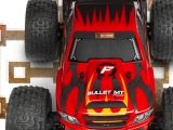 HPI Bullet MT Flux - Monster truck 4WD in scala 1/10
