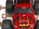 HPI Bullet MT Flux - Monster truck 4WD in scala 1/10