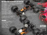 HPI BULLET ST/MT Flux - Stadium Truck / Monter Truck Nitro e Brushless