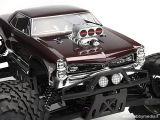 HPI - Carrozzeria PONTIAC GTO del 1967 per Monster Truck radiocomandati SAVAGE e Traxxas T-MAXX