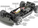 E10 RTR Sport 4WD Touring Car con carrozzeria Porsche 911