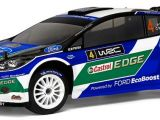 HPI Ford Fiesta RS WRC Abi Dhabi World Rally Team 2012