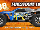 HPI Firestorm 10T Nitro: Stadium Truck 2WD in scala 1/10