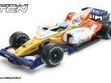 HPI Renault R28 -  Carrozzeria Formula 1 in policarbonato, decal e parti opzionali - Formula Ten