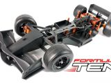 Yeah Racing - Kit di modifica per HPI Formula Ten 1/10