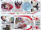 Itasha adesivi HPI - I manga incontrano il modellismo RC