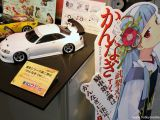 HPI E10 DT Kannagi Crazy Shrine Maidens - Toyota Vertex Ridge JZZ30 Soarer Itasha RC car - Drifting Manga
