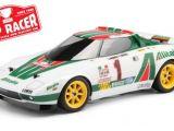 HPI Lancia Stratos HF: Carrozzeria Cup Racer e Switch 1:10