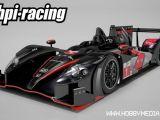 HPI LMP Le Mans Prototype JRM Racing 3D teaser...