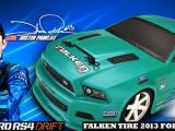 HPI Micro RS4:  Justin Pawlak Falken Tire Ford Mustang