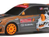 HPI Micro RS4 Subaru WRX STI Bucky Lasek e Isachsen