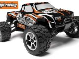 HPI Mini Recon Video - Monster Truck 4WD in scala 1/18