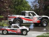 Mini Trophy - HPI Desert Truck 4WD in scala 1/12