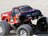 HPI - Nitro Monster King 4X4 RTR - Modellismo Off Road