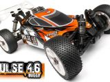 HPI PULSE 4.6 Video - Buggy a scoppio RTR in scala 1/8