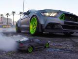 HPI Ford Mustang RTR Spec 5 Concept al SEMA 2014