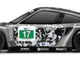 HPI RS4 Sport 3 Flux Falken Porsche 911 GT3 RSR