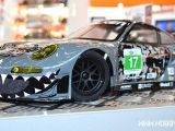 HPI RS4 Sport 3 Flux RTR Touring Car 1/10: Falken Porsche 911 GT3 RSR Toy Fair 2015 Norimberga