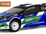 HPI RTR WR8 Ford Fiesta RS WRC 2012 Brushless & Nitro