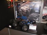HPI Savage Flux 2350 e Savage XL con radiocomando digitale 2,4 GHz - Shizuoka Hobby Show 2010