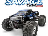 HPI Savage Flux 2530 Video - Brushless Monster truck