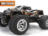 Come eseguire un backflip - Monster truck HPI Savage XS
