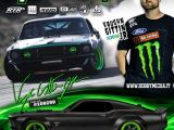 HPI Sprint 2 Sport 1969 Ford Mustang RTR-X Vaughn Gittin Jr Need For Speed