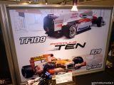 Hpi Formula Ten Toyota TF109 e Reanult R29 a Shizuoka