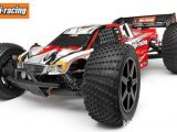 HPI Trophy Truggy Flux video - Brushless offroad in scala 1:8