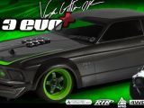 HPI RS4 3 Nitro Evo+: Ecco la Vaughn Gittin Jr. Mustang RTR-X a scoppio!
