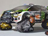 Cingoli per HPI WR8 Flux - RC4WD Predator Track
