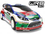 HPI Racing WR8 3.0 Rally Flux: Ford Fiesta Abu Dhabi Castrol WRC brushless