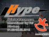 HYPE RC video: Fiera del giocattolo di Norimberga 2012