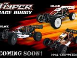 HoBao Hyper Cage Buggy e Hyper GTB onroad  1/8