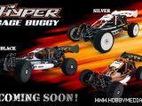 HoBao Hyper Cage Buggy e Hyper GTB onroad  1/8
