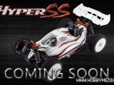 Hobao Hyper SS RTR: Buggy a scoppio in scala 1/8