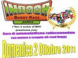 IBR Indoor Buggy Race Padova - Gara di inugurazione buggy a scoppio in scala 1/8