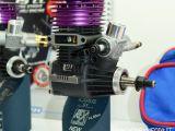 Novarossi ICARUS .91 Corsa Lunga da 14,95cc: Motore a scoppio per elicotteri radiocomandati - Toy Fair 2013