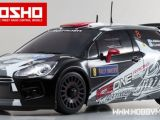 Kyosho MiniZ Citroen DS3 WRC 2011 Ice One Racing