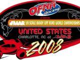 IFMAR - Campionato del Mondo 2008 Buggy a scoppio scala  1:8