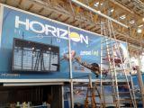 Fiera del giocattolo di Norimberga 2012: giorno dei preparativi allo Spielwarenmesse