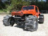 Axial SCX10 - Brushless Formula Offroad Video