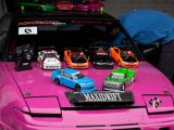 Udine Motori 2012 - L'area Drift realizzata dal Team Eagle RC 