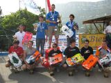 Alberto Tedeschi vince il Campionato Europeo B pista 1/8