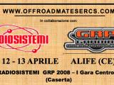 Risultati Trofeo Radiosistemi GRP 2008 - Centro Sud
