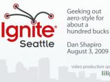Ignite - Aeromodellismo e elimodellismo a basso prezzo alla conferenza della O'Reilly con Dan Shapiro